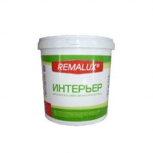 REMALUX эмульсия интерьер 3 кг в Шымкенте