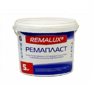 REMALUX эмульсия ремапласт 5 кг в Шымкенте