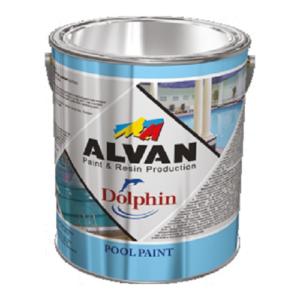 Краска для бассейнов ALVAN краски в Шымкенте