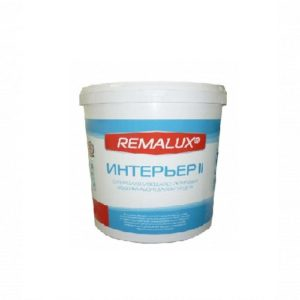 REMALUX эмульсия интерьер 2 1 кг в Шымкенте