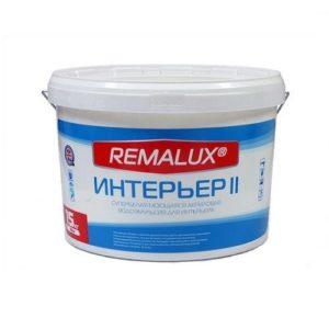 REMALUX эмульсия интерьер 2 15 кг в Шымкенте