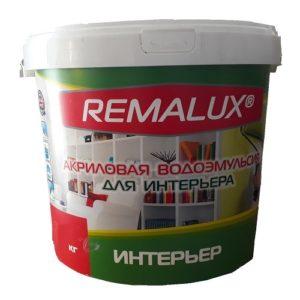 REMALUX эмульсия интерьер 20 кг в Шымкенте